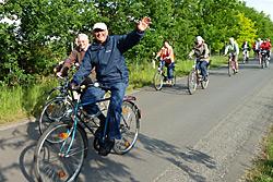 Spaß für Alle: Unsere Frühjahres Radtour