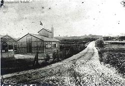 Foto Niedtfeld - Badeanstalt um 1910