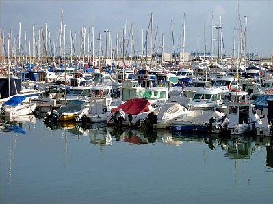 Torrevieja Hafen